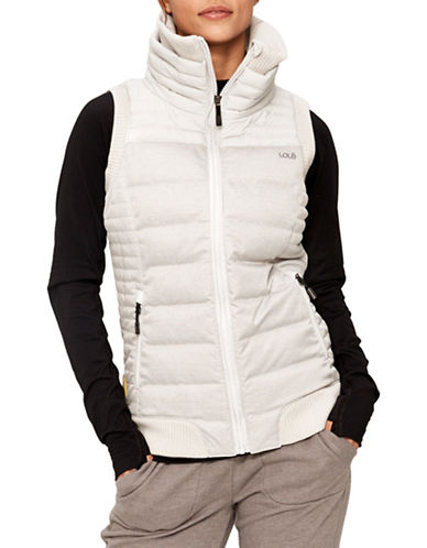Lole Brooklyn Vest-WHITE-X-Large
