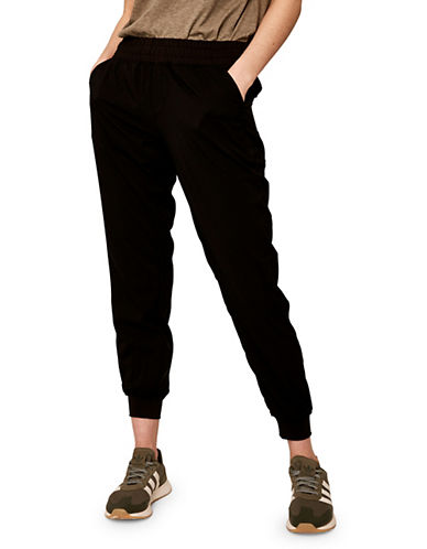 Lole Olivie Jogger Pants-BLACK-X-Large 90013847_BLACK_X-Large
