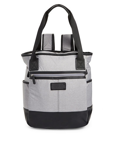 Lole Lily Zippered Bag-GREY-One Size