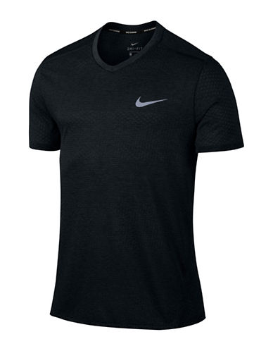 Nike Breathe Tech T-Shirt-BLACK-Large 89044927_BLACK_Large