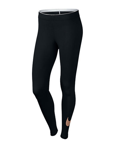Nike Club Logo Leggings-BLACK-Small 88779117_BLACK_Small