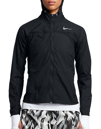 Nike Impossibly Light Running Jacket-BLACK-X-Large