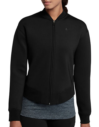 Nike Therma Aeroflex Jacket-BLACK-Large