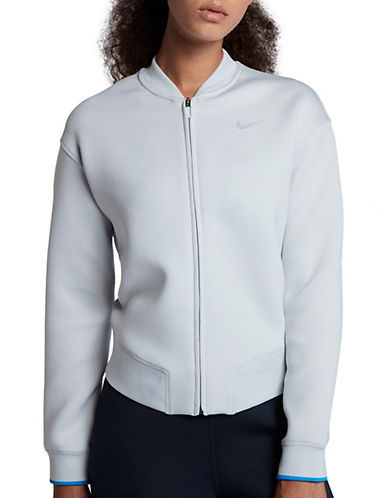 Nike Therma Sphere Max Jacket-GREY-Large