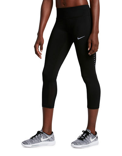 Nike Power Epic Cropped Leggings-BLACK-Large 89067715_BLACK_Large