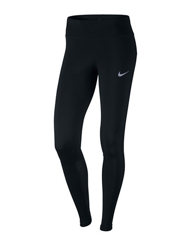 Nike Power Epic Running Full Length Tights-BLACK-X-Large 88952402_BLACK_X-Large
