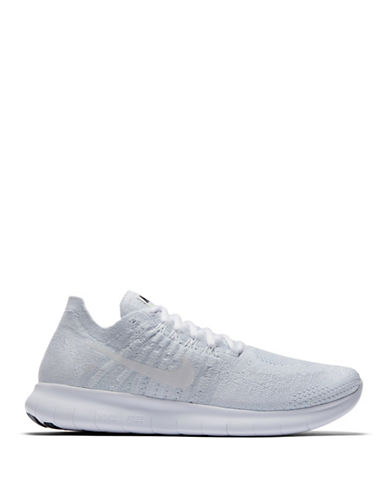 Nike Free Running Shoes-WHITE-10 89284632_WHITE_10