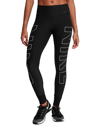Nike Power Legend Tights-BLACK-Medium