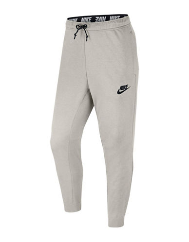 Nike Sportswear Advance 15 Jogger Pants-WHITE-XX-Large