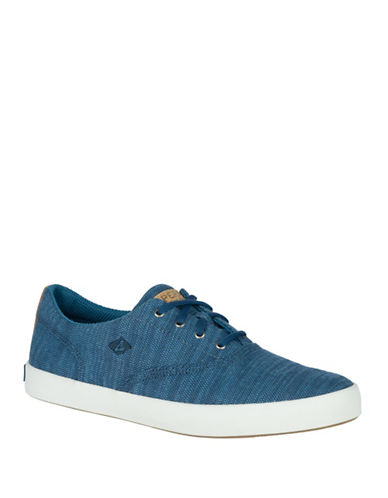 Sperry Wahoo CVO Baja Sneakers-BLUE-11