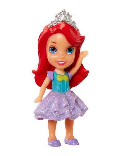 Disney Princess Sparkle Mini Toddler Ariel Figure-GREEN-One Size 89108809_GREEN_One Size