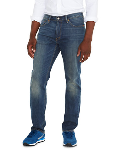 Levi'S 541 Athletic Fit Jeans-BLUE-34X34