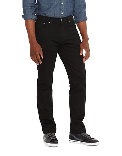 LeviS 541 Athletic Fit Jeans-BLACK-36X34