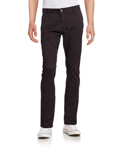 Dockers Dockers Alpha Skinny Pants-BLACK-29X32