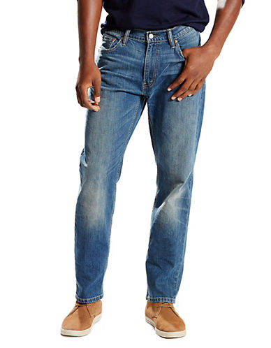 Levi'S Big and Tall 541 Athletic Fit Jeans-MEDIUM BLUE-44X32