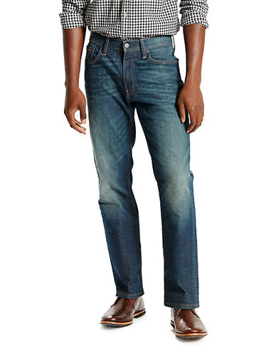 LeviS Big and Tall 541 Athletic Fit Jeans-MIDNIGHT-40X36