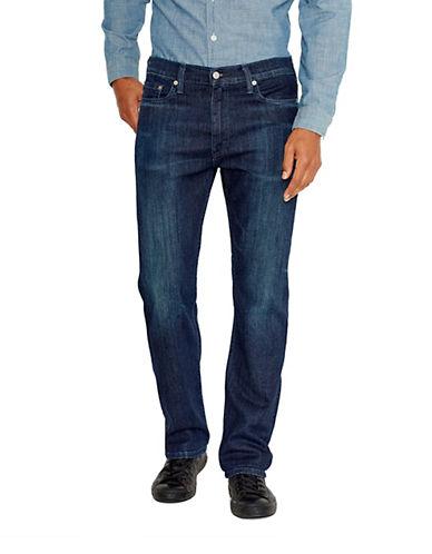 LeviS 513 Slim Straight Performance Stretch Jeans-MOONLIGHT-30X32