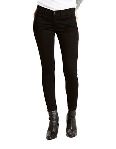 Levi'S 710 Super Skinny Secluded Echo Jeans-BLACK-27