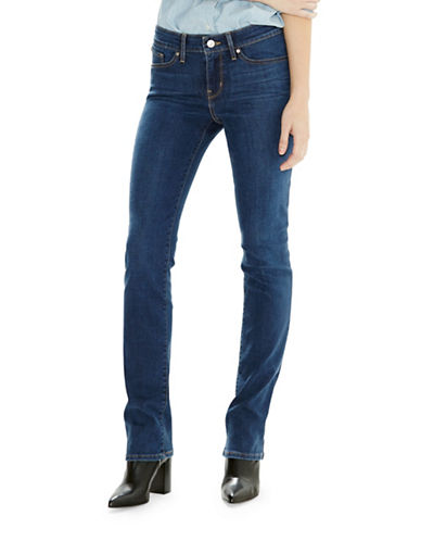LeviS 712 Slim Jeans in Runoff-BLUE-28