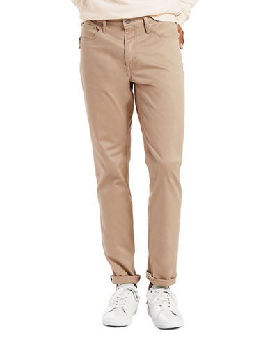 LeviS 541 Athletic Fit Timberwolf Pants-BEIGE-30X32
