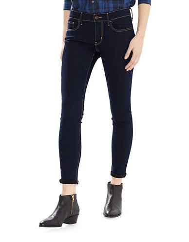 LeviS 710 Super Skinny Jeans in Dusk Rinse-BLUE-25