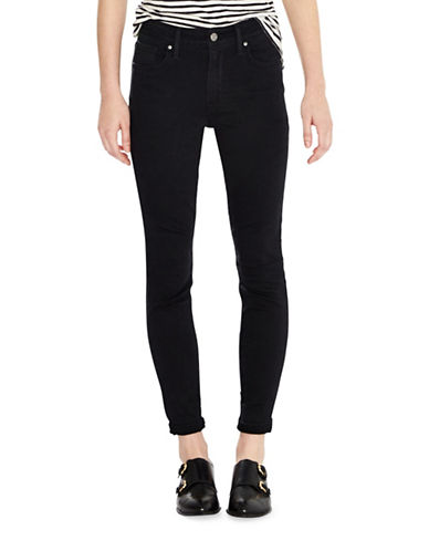 Levi'S 721 High Rise Skinny Fit Jeans-BLACK-30