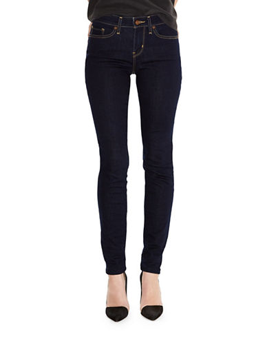 LeviS 712 Slim Jeans in Cast Shadows-BLUE-31