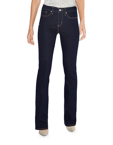 Levi'S 315 Shaping Bootcut Jeans in Darkest Sky-BLUE-29