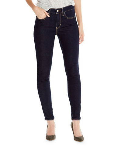 LeviS 311 Shaping Skinny Jeans in Darkest Sky-BLUE-28