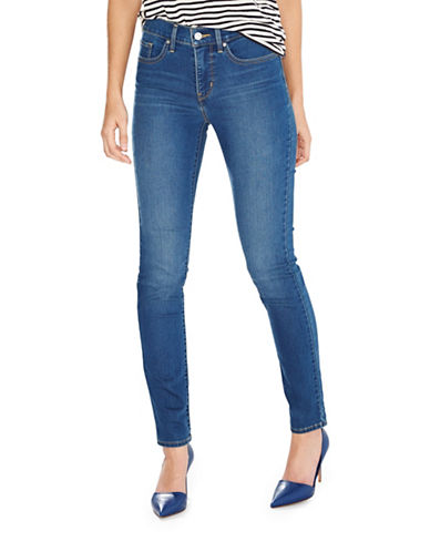 Levi'S 311 Shaping Skinny Jeans in Lived In Wash-BLUE-29