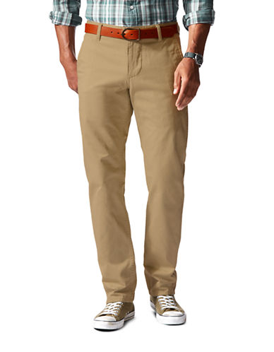 Dockers Alpha Athletic Fit Pants-NEW BRITISH KHAKI-34X32