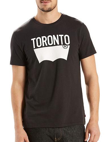 Levi'S Toronto Destination City Tee-BLACK-Medium 88993028_BLACK_Medium