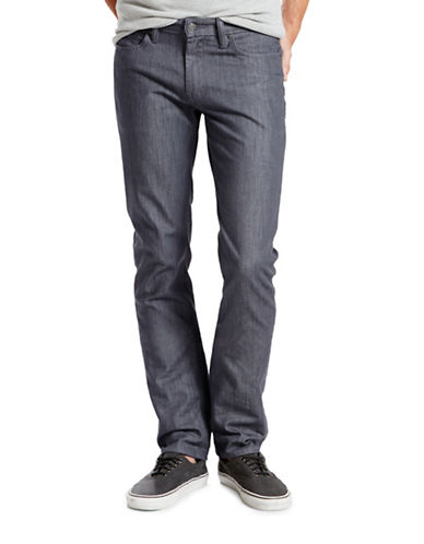 LeviS Commuter 511 Slim Fit Jeans-GREY-34X32