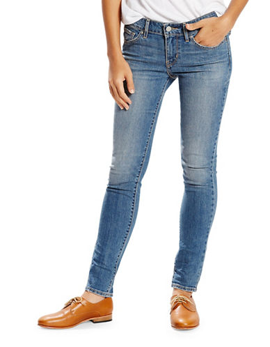 LeviS Washed Skinny Jeans-RUSTIC WOOD-30X32