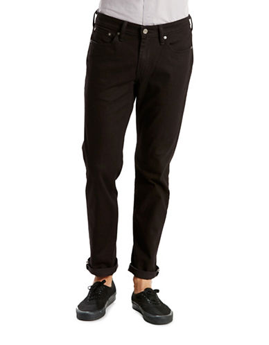 LeviS Commuter 511 Slim Fit Jeans-BLACK-34X32
