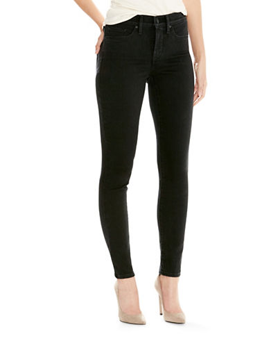 LeviS 311 Shaping Skinny Jeans in Soft Black-BLACK-25