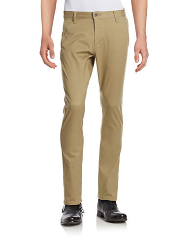 Dockers Original Alpha Khaki Skinny Pants-NEW BRITISH KHAKI-36X34