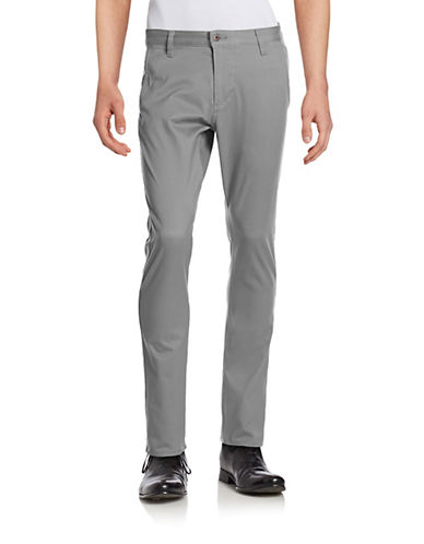 Dockers Original Alpha Khaki Skinny Pants-BURMA GREY-34X32