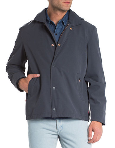 Levi'S Commuter Coaches Jacket-BLUE-X-Large 88549039_BLUE_X-Large