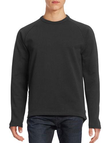Levi'S Commuter Raglan II Sweatshirt-BLACK-Large 88549137_BLACK_Large