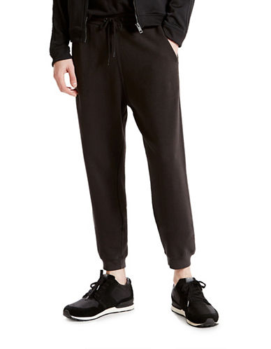 Levi'S Line 8 Track Pants-BLACK-Medium 88549029_BLACK_Medium