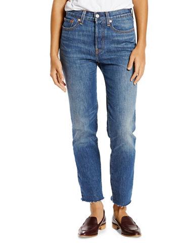 LeviS Wedgie Fit Jeans-MEDIM BLUE-30