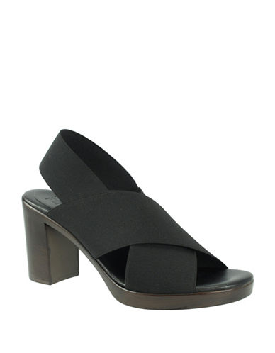 Rapisardi Ron White Freida Crossover Heeled Sandals-BLACK-EUR 39/US 9