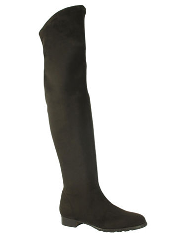 Ron White Rapisardi by Ron White Jenny Vegan Boots-BROWN-EUR 38/US 8