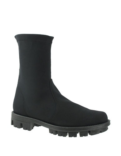 Ron White Rapisardi by Ron White Nara weatherproof Boots-BLACK-EUR 40/US 10