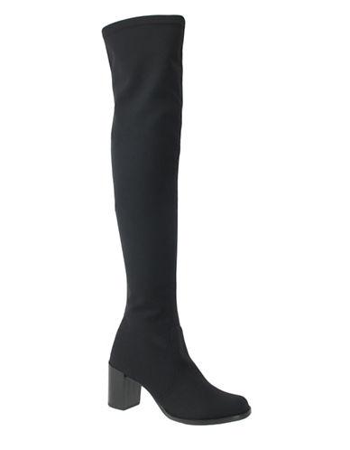 Ron White Rapisardi by Ron White Ramina Knee Boots-BLACK-EUR 36/US 6