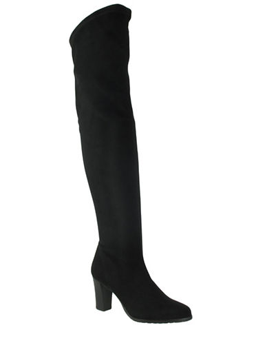 Ron White Rapisardi by Ron White Long Tammy Boots-BLACK-EUR 37/US 7