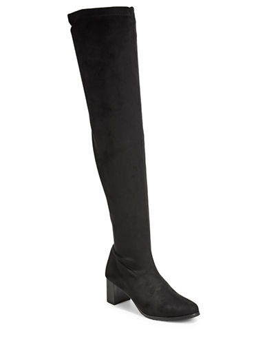 Rapisardi Ron White Kiley Over-The-Knee Boots-BLACK-EUR 39/US 9