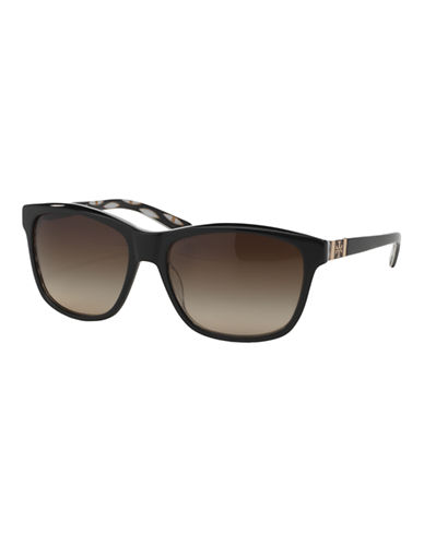 Tory Burch Plastic Square Shape Sunglasses-TRIBAL-One Size