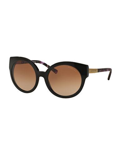 Michael Kors Adelaide I 55mm Cat Eye Sunglasses-TORTOISE-55 mm